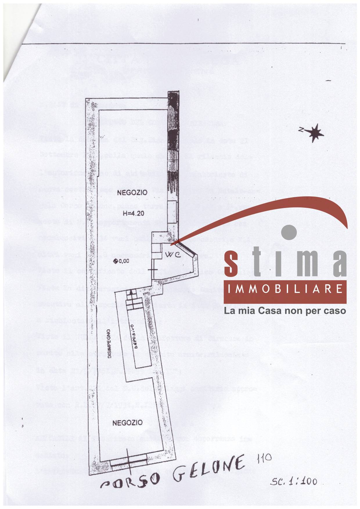 Fondo commerciale in affitto a Siracusa (SR)