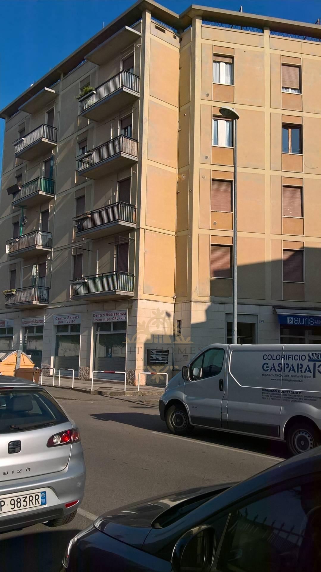 Appartamento in vendita a Verona, 3 locali, zona Zona: 11 . Santa Lucia - Golosine, prezzo € 70.000 | Cambio Casa.it