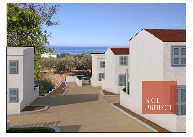 Villa a Schiera in vendita a San Vito Lo Capo, 3 locali, zona Zona: Macari, prezzo € 160.000   CambioCasa.it