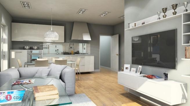 Appartamento in vendita a Porto Recanati, 3 locali, zona Località: QuartiereSud-S.aMariainPotenza, prezzo € 155.000   Cambio Casa.it