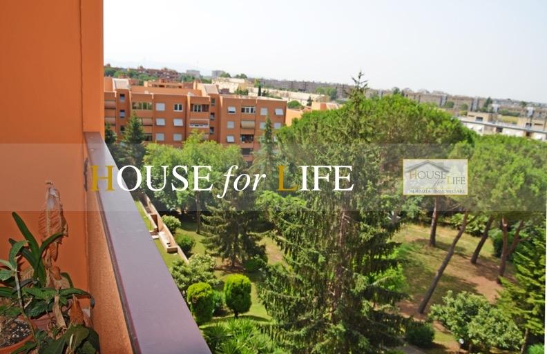 vendita appartamento roma vigne nuove  270000 euro  4 locali  120 mq