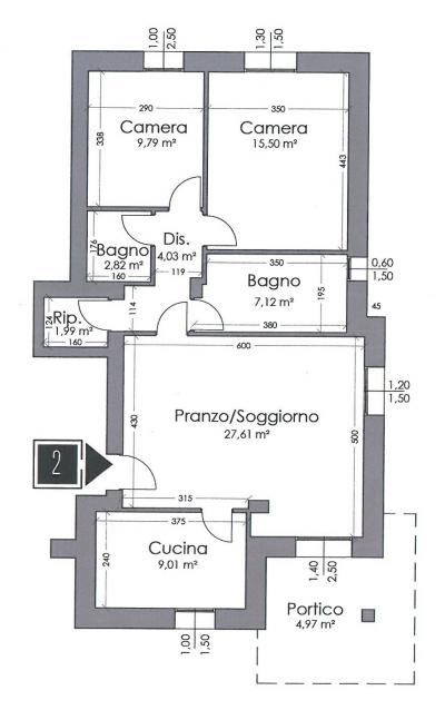 Appartamento in Vendita a Formigine