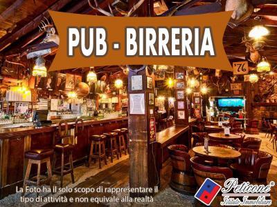 PUB/PIZZERIA/BIRRERIA  SU STRADA PRINCIPALE