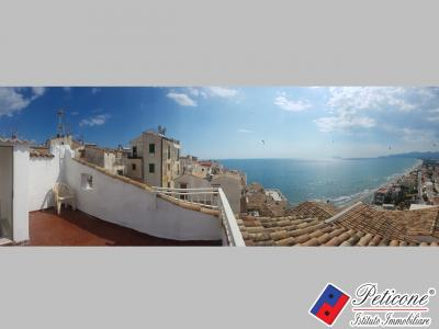 APPARTAMENTO SUPER PANORAMICO con VISTA MARE