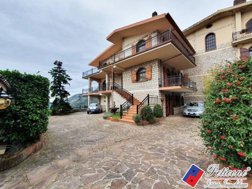 Villa vista MARE ed isole PONTINE
