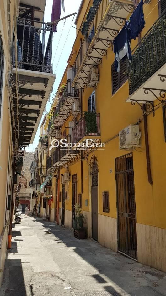 APPARTAMENTO in Affitto a Palermo (PALERMO)
