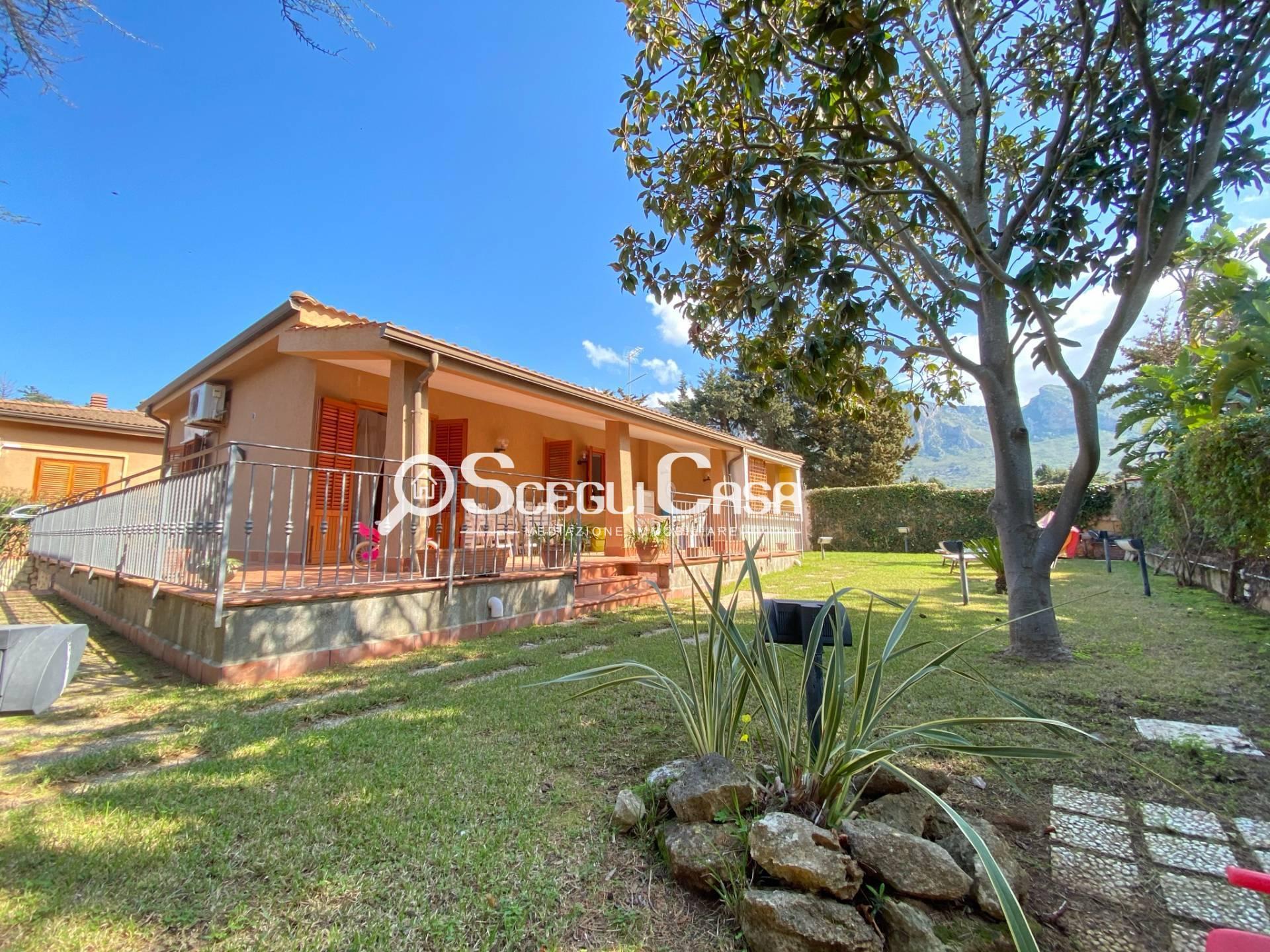 Villa in vendita a Terrasini, 4 locali, prezzo € 175.000 | CambioCasa.it