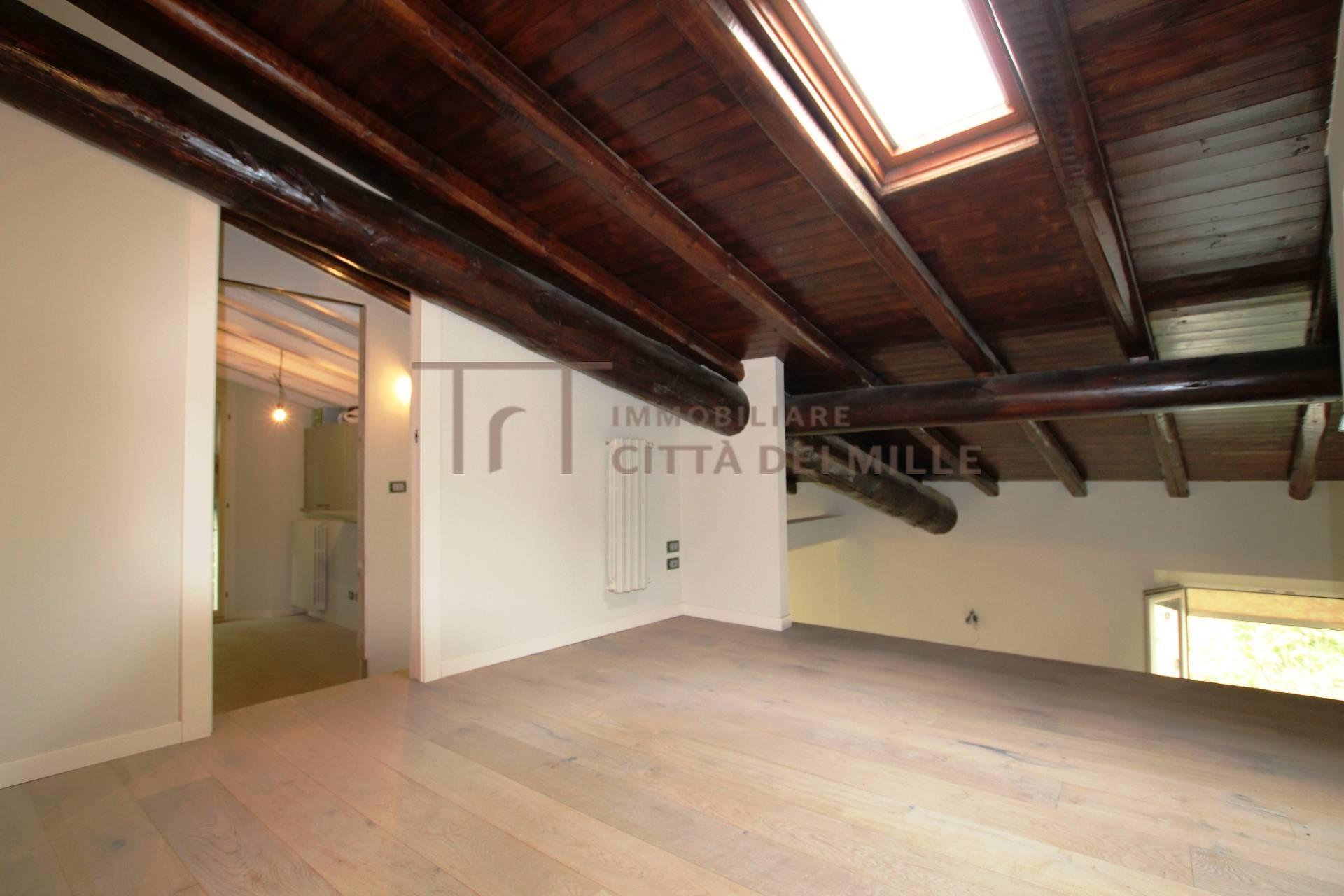 vendita appartamento bergamo città alta  330000 euro  3 locali  101 mq