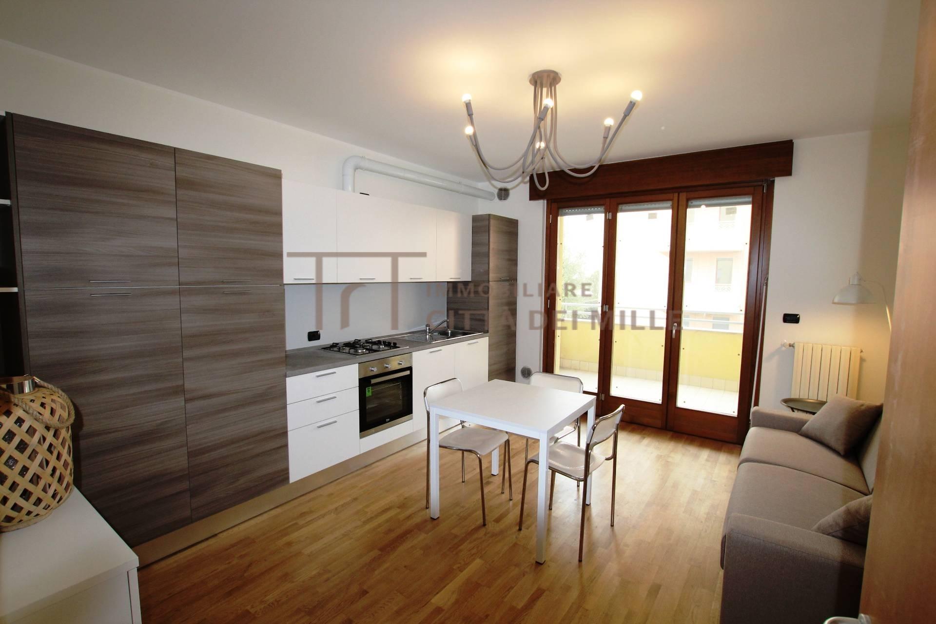 Appartamento in affitto a Seriate, 1 locali, prezzo € 390 | PortaleAgenzieImmobiliari.it