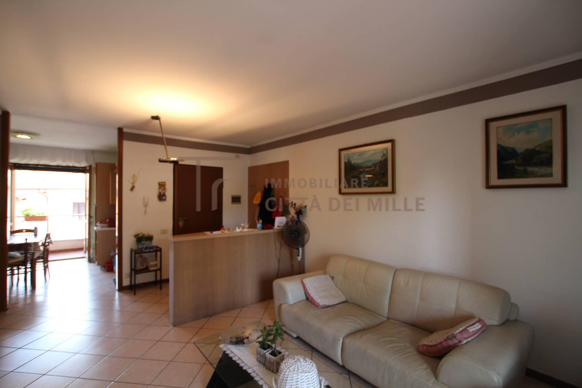 vendita appartamento bergamo valtesse  185000 euro  4 locali  116 mq