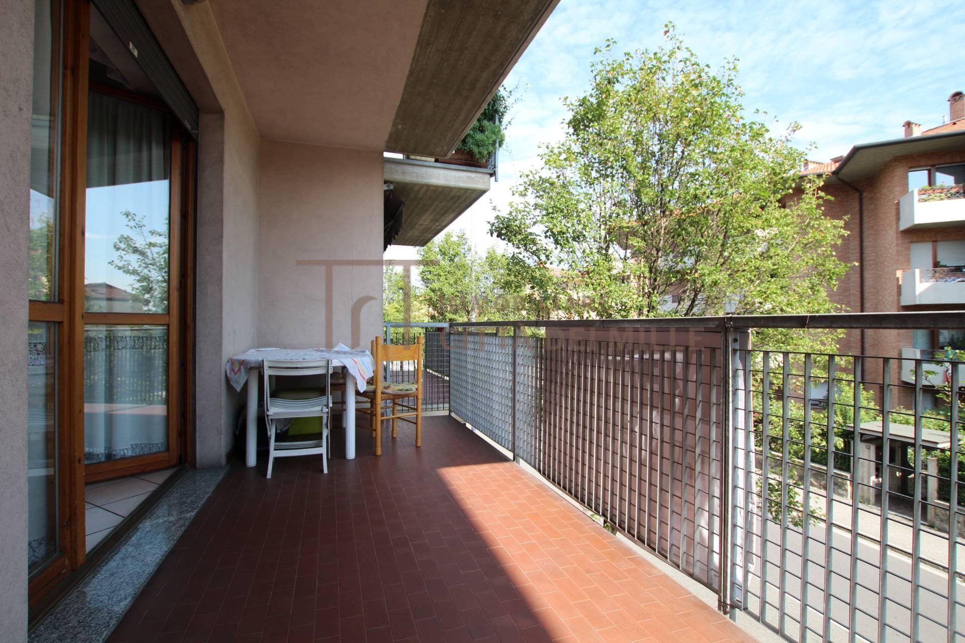 Appartamento in vendita Valtesse-Via Pietro Ruggeri Da Stabello Bergamo