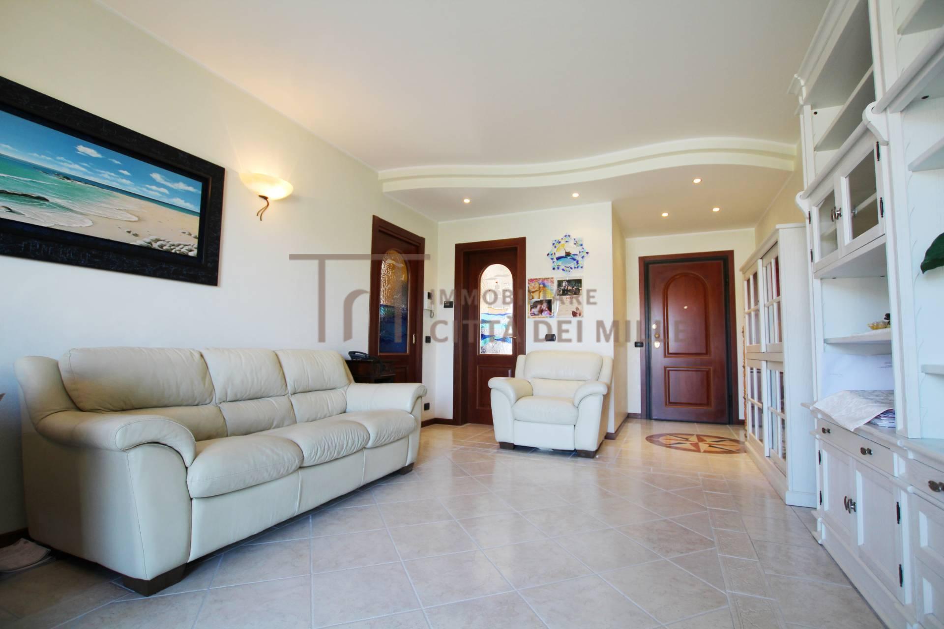 vendita appartamento bergamo longuelo  168000 euro  3 locali  90 mq