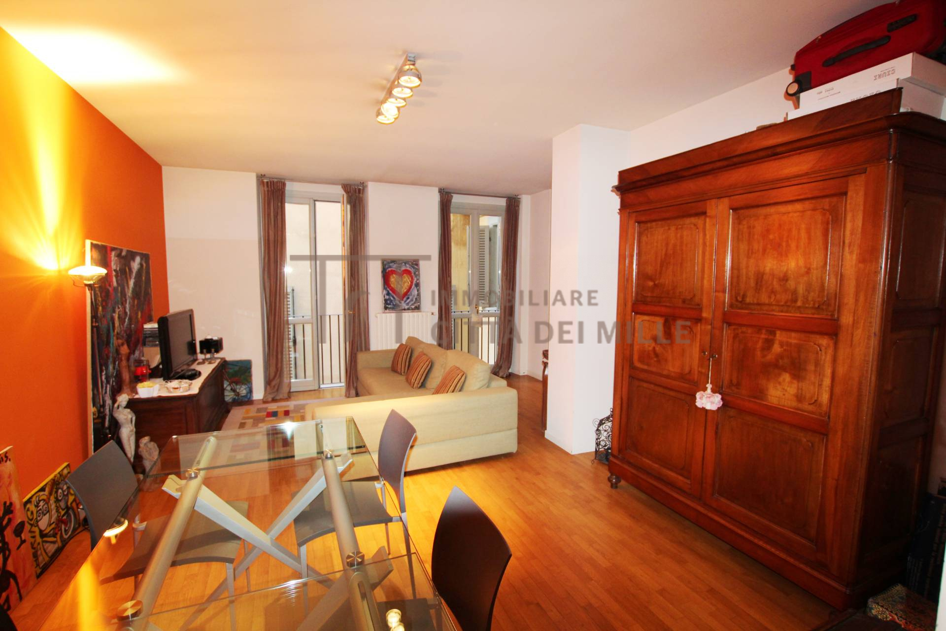 Appartamento in vendita Tasso-Via Torquato Tasso Bergamo