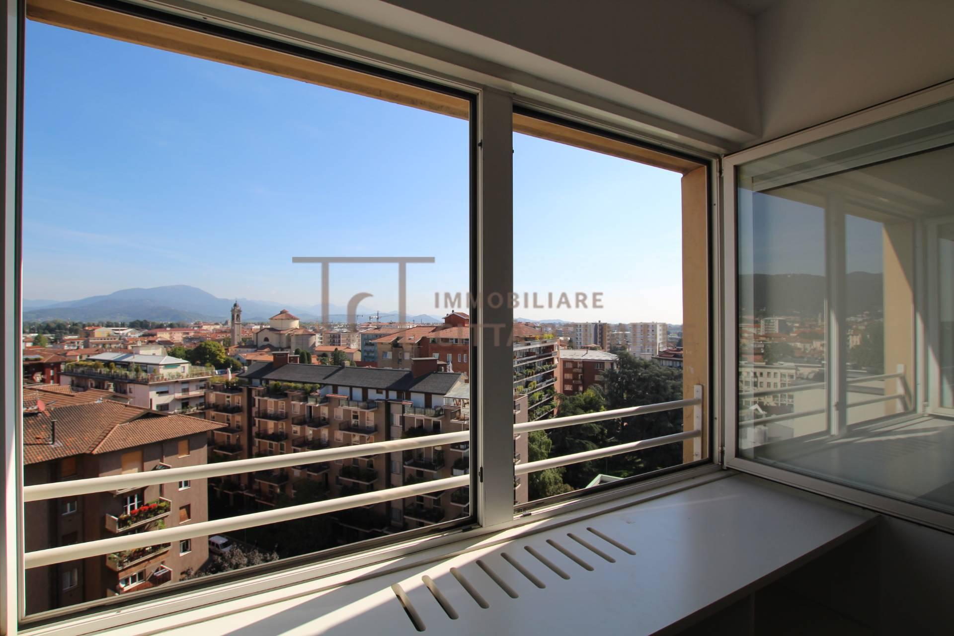 Appartamento in vendita Centro-Via Madonna Della Neve Bergamo