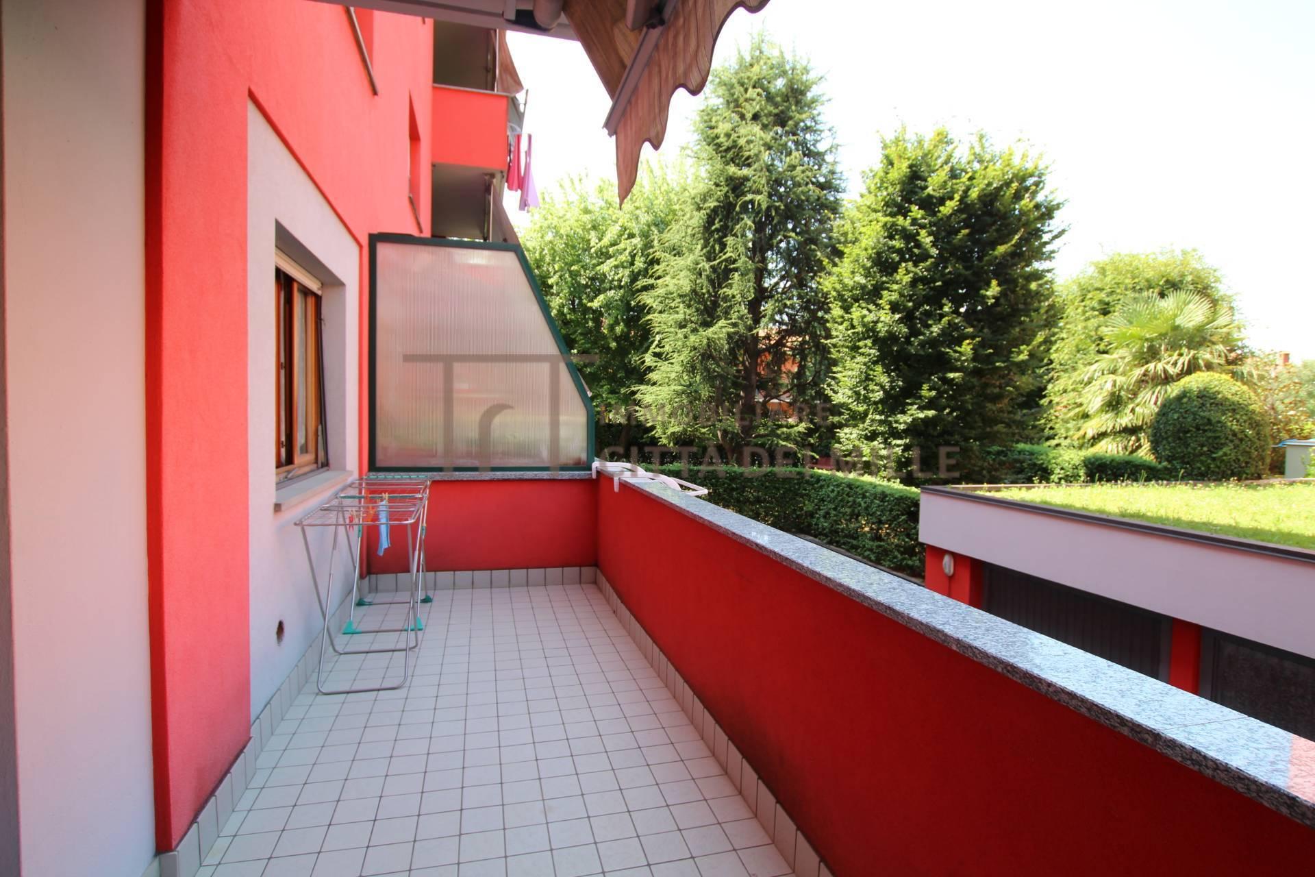 Appartamento in vendita a Villa di Serio, 3 locali, zona Località: ParcodelSerio, prezzo € 120.000 | PortaleAgenzieImmobiliari.it