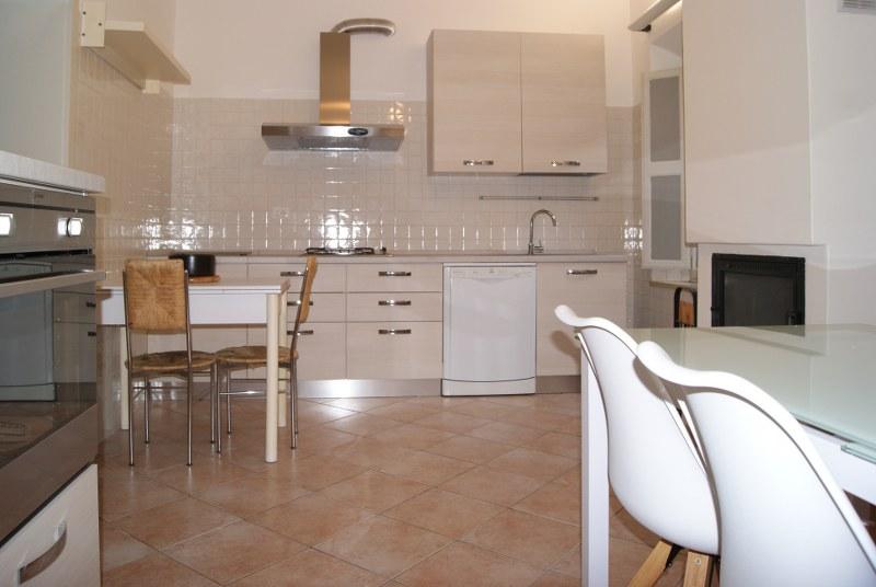 Quadrilocale in affitto a Ferrara