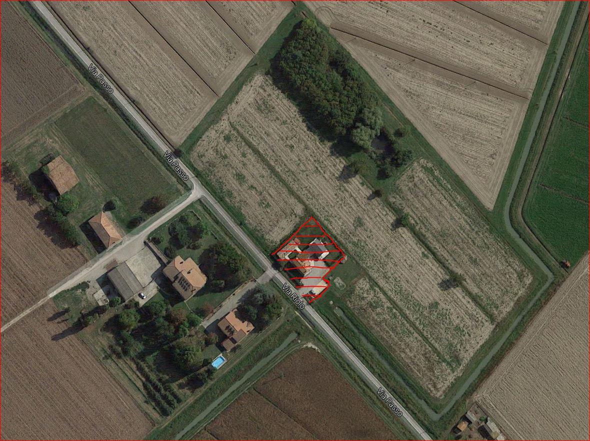 Terreno Agricolo in vendita a Poggio Renatico, 9999 locali, zona Zona: Chiesa, prezzo € 59.000 | Cambio Casa.it