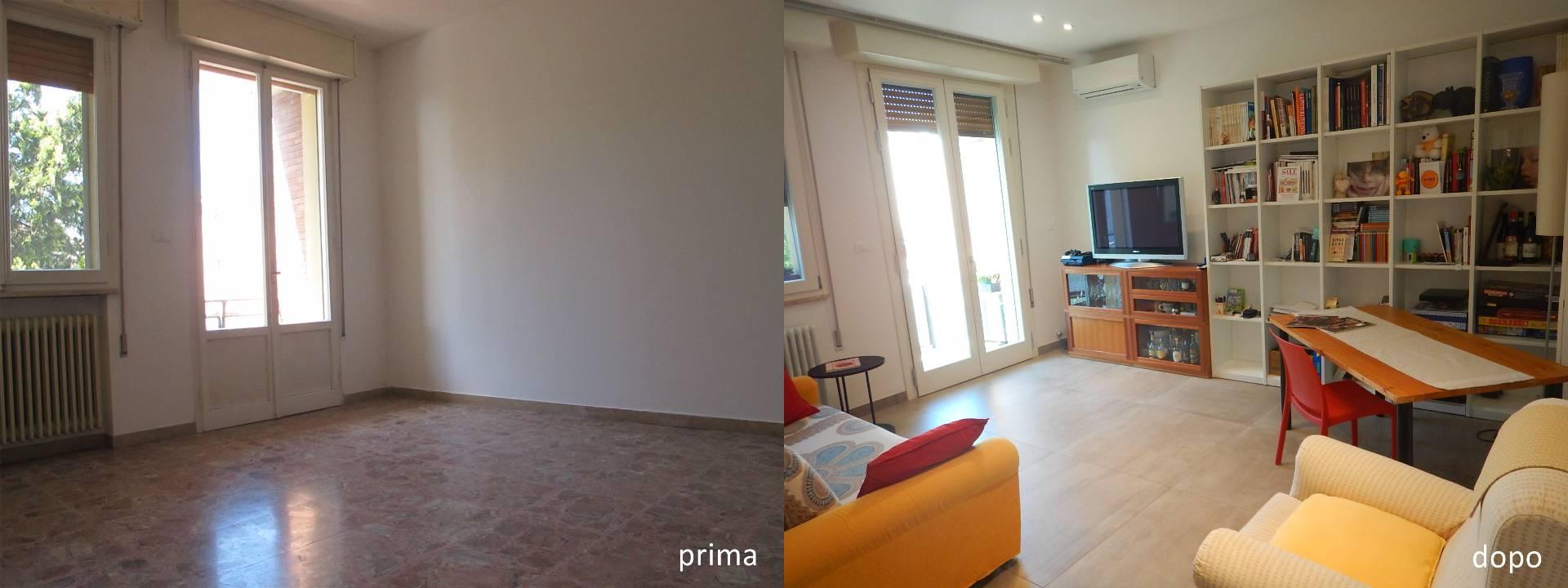 Foto 1 di Appartamento Via Valle Isola, Ferrara