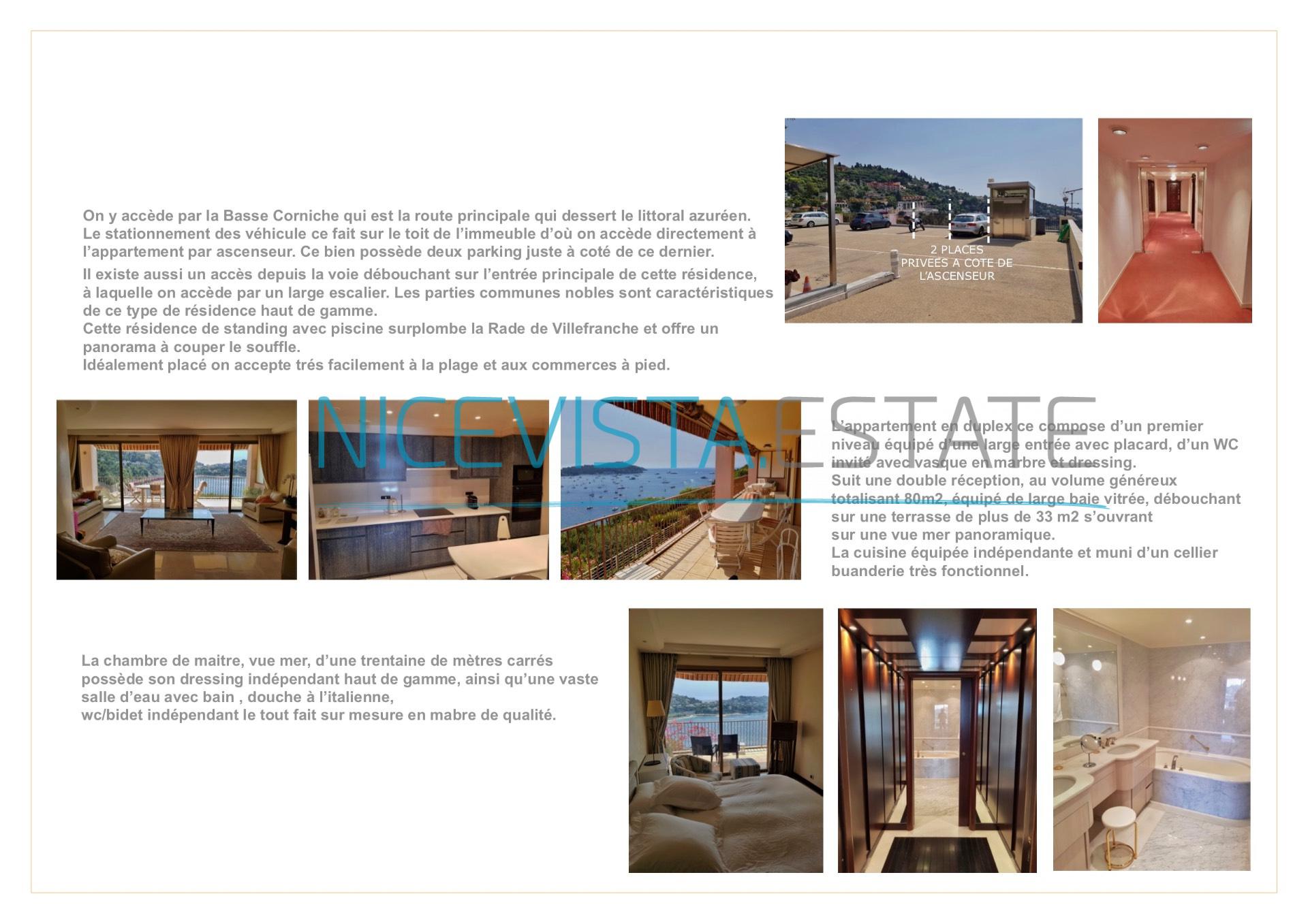 Salle De Bain Avec 2 Entrees apartment in buy to villefranche-sur-mer code villefranche 12