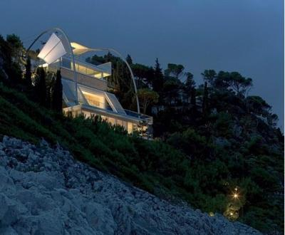 Villa in Vendita a Saint-Jean-Cap-Ferrat