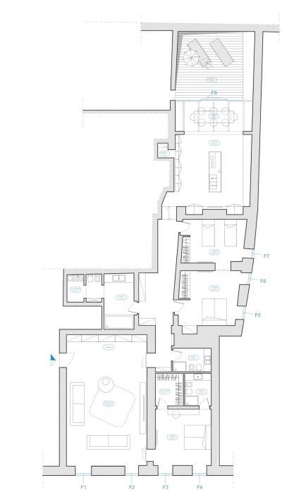 Appartement Entrer chambres maximum Vente au Alassio