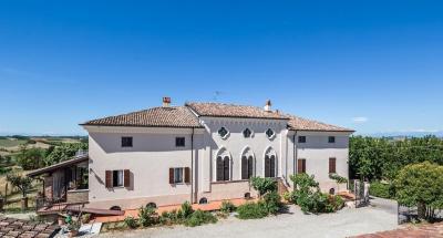 Villa Entrer chambres maximum Vente au Moncalvo
