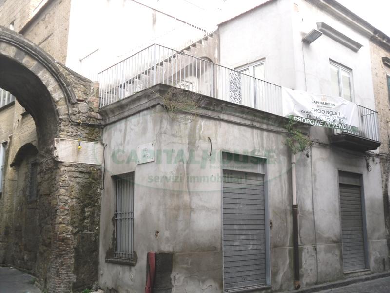 Soluzione Semindipendente in vendita a Cimitile, 4 locali, prezzo € 220.000 | Cambio Casa.it