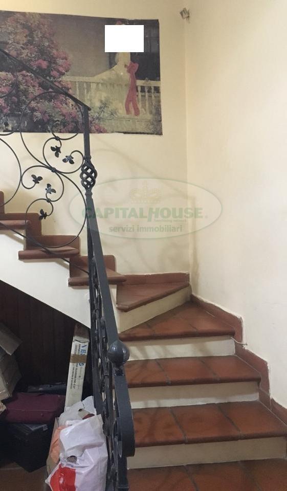 Soluzione Semindipendente in affitto a Macerata Campania, 4 locali, zona Zona: Caturano, prezzo € 350 | Cambio Casa.it