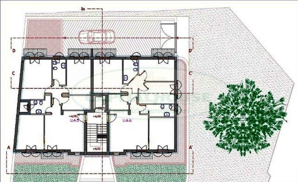 Appartamento in Vendita a Baiano