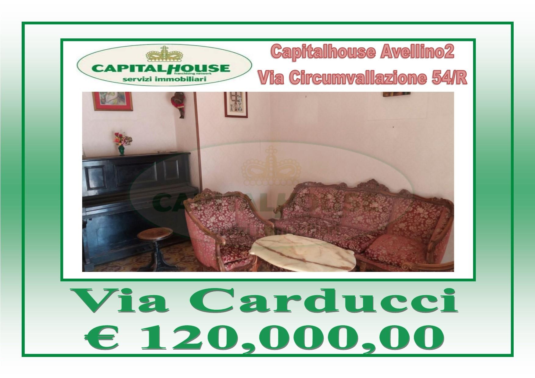 Appartamento in vendita a Avellino, 4 locali, zona Località: ViaCarducci, prezzo € 120.000 | Cambio Casa.it