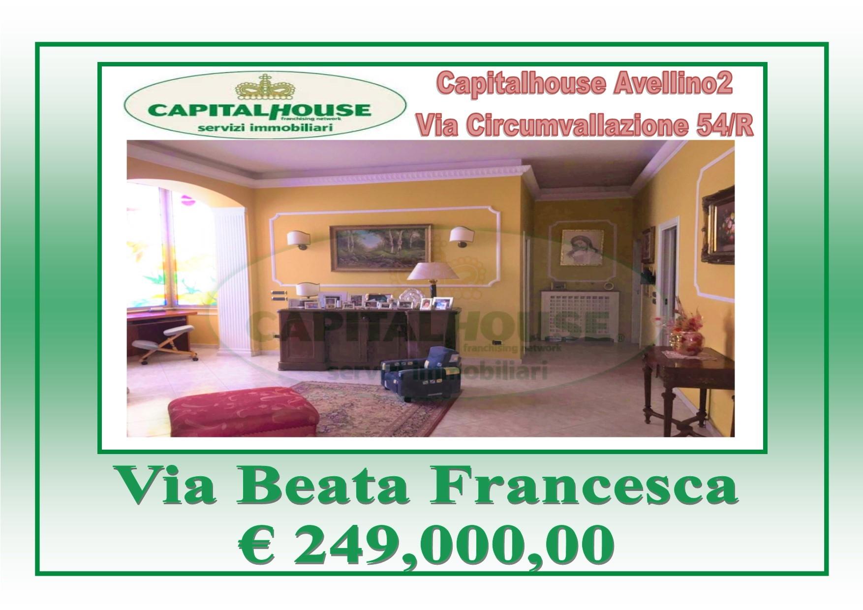 Appartamento in vendita a Avellino, 3 locali, zona Zona: Semicentro, prezzo € 249.000 | Cambio Casa.it