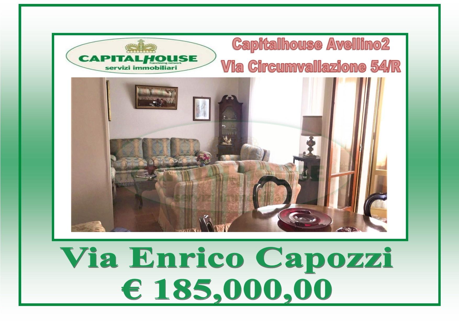 Appartamento in vendita a Avellino, 4 locali, zona Zona: Semicentro, prezzo € 185.000 | Cambio Casa.it