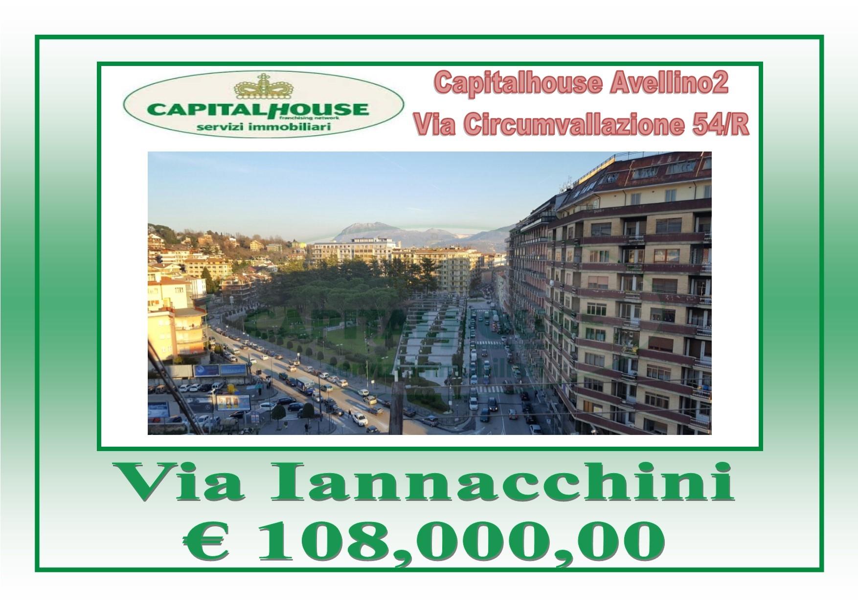 Appartamento in vendita a Avellino, 3 locali, prezzo € 108.000 | Cambio Casa.it
