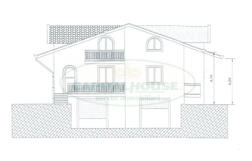 Terreno Edificabile Residenziale in vendita a Santa Paolina, 9999 locali, prezzo € 140.000   Cambio Casa.it
