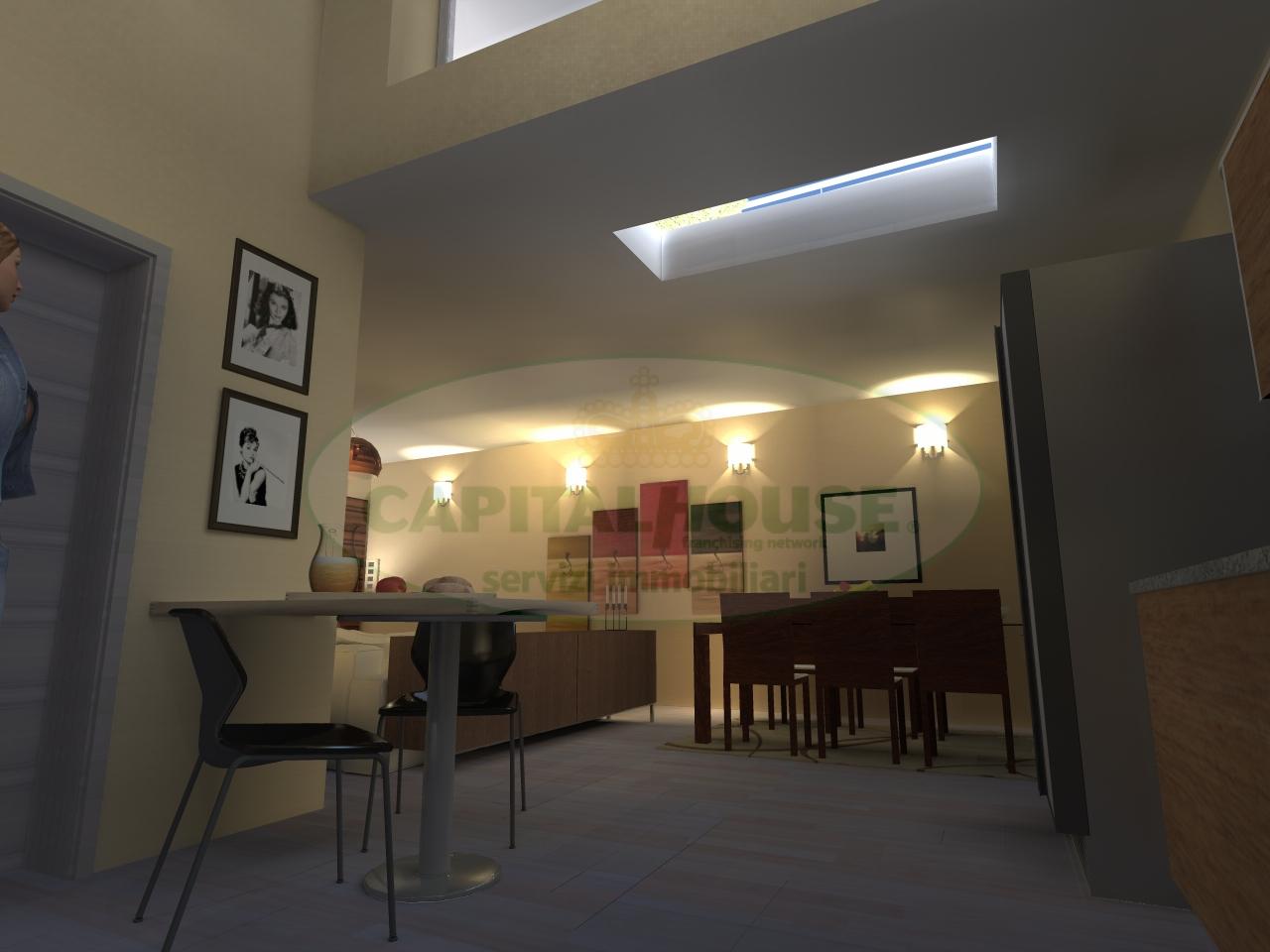 Attico / Mansarda in vendita a Curti, 3 locali, prezzo € 160.000 | Cambio Casa.it