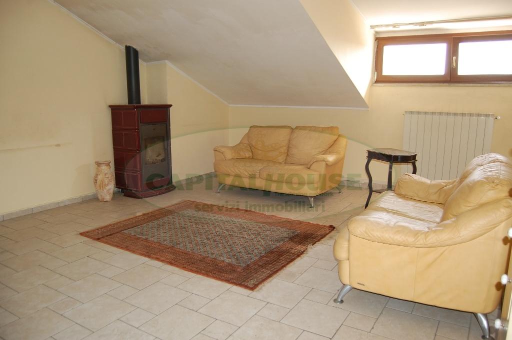 Attico / Mansarda in affitto a Monteforte Irpino, 3 locali, zona Località: TavernaCampanile, prezzo € 230 | CambioCasa.it