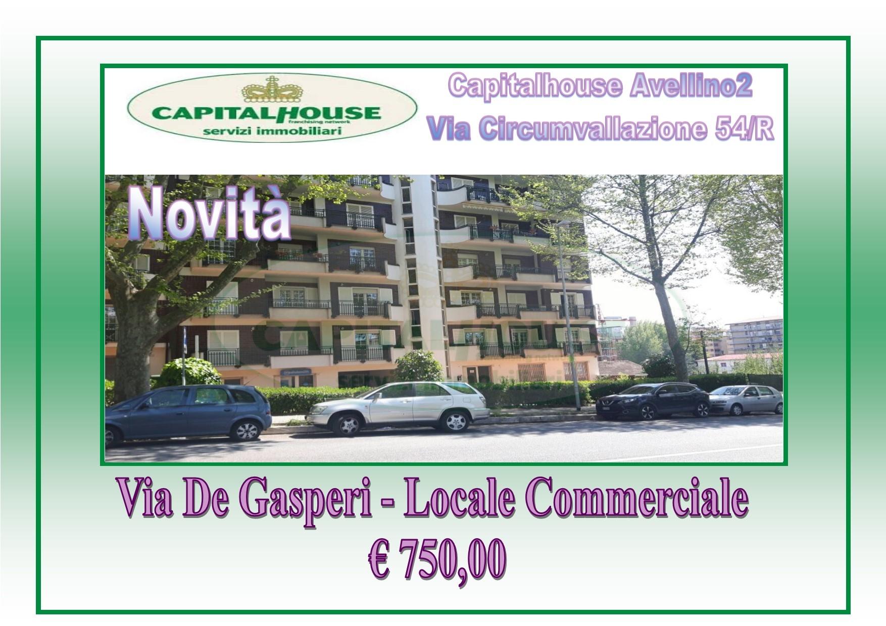 Negozio / Locale in affitto a Avellino, 9999 locali, zona Località: ViaE.Capozzi, prezzo € 750 | Cambio Casa.it