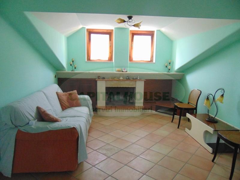 Attico / Mansarda in affitto a Baiano, 4 locali, prezzo € 450 | Cambio Casa.it