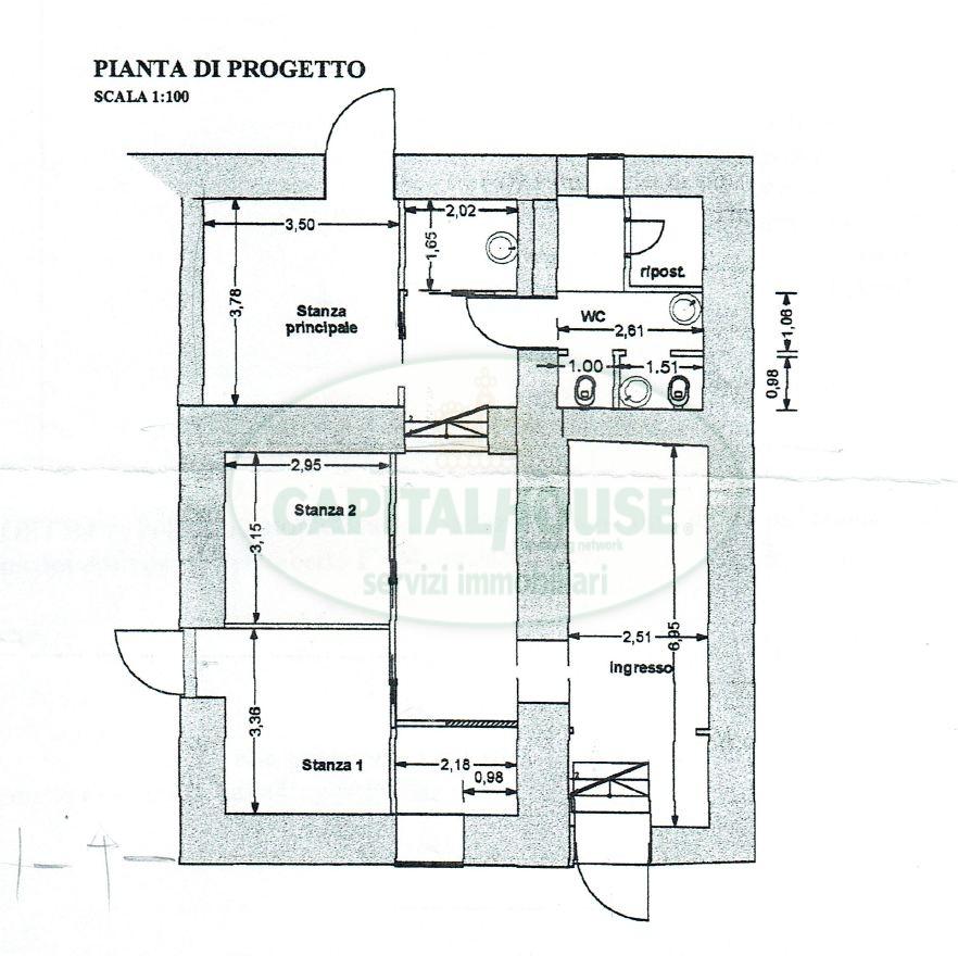 Negozio / Locale in affitto a Manocalzati, 9999 locali, prezzo € 650   Cambio Casa.it