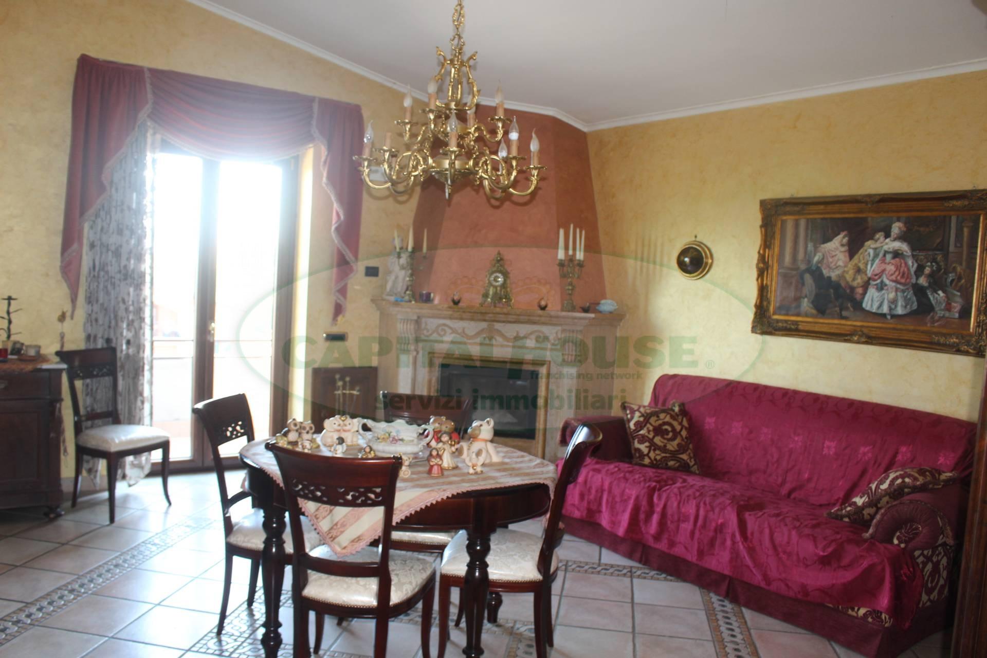 Appartamento in vendita a Capriglia Irpina, 4 locali, prezzo € 125.000 | CambioCasa.it