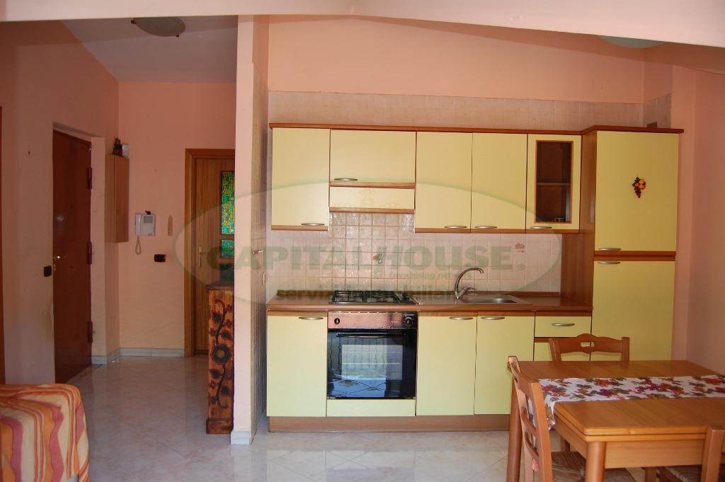 Attico / Mansarda in affitto a Monteforte Irpino, 3 locali, zona Località: Campi, prezzo € 270 | CambioCasa.it