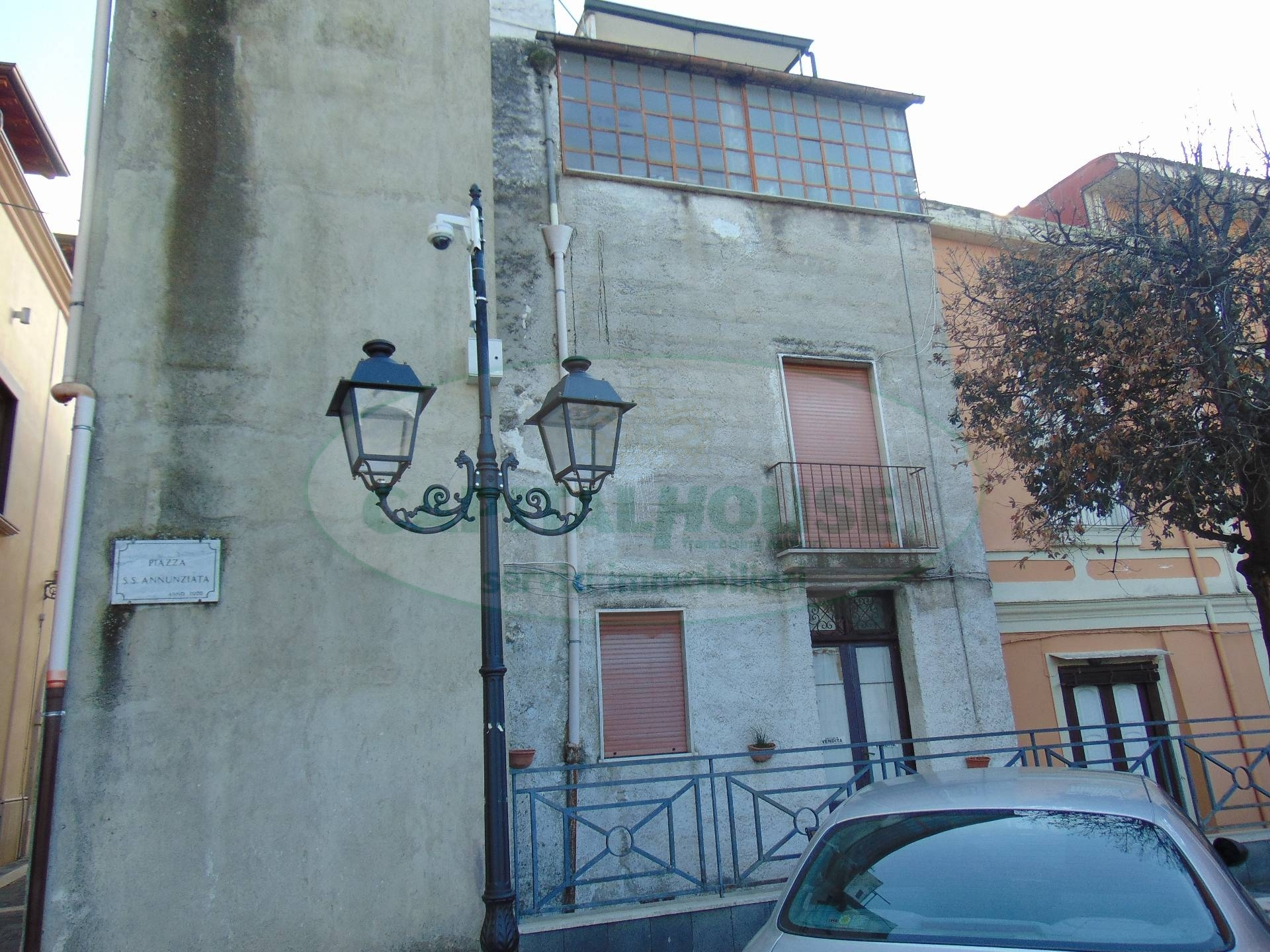 Soluzione Semindipendente in vendita a Quadrelle, 6 locali, prezzo € 55.000   CambioCasa.it