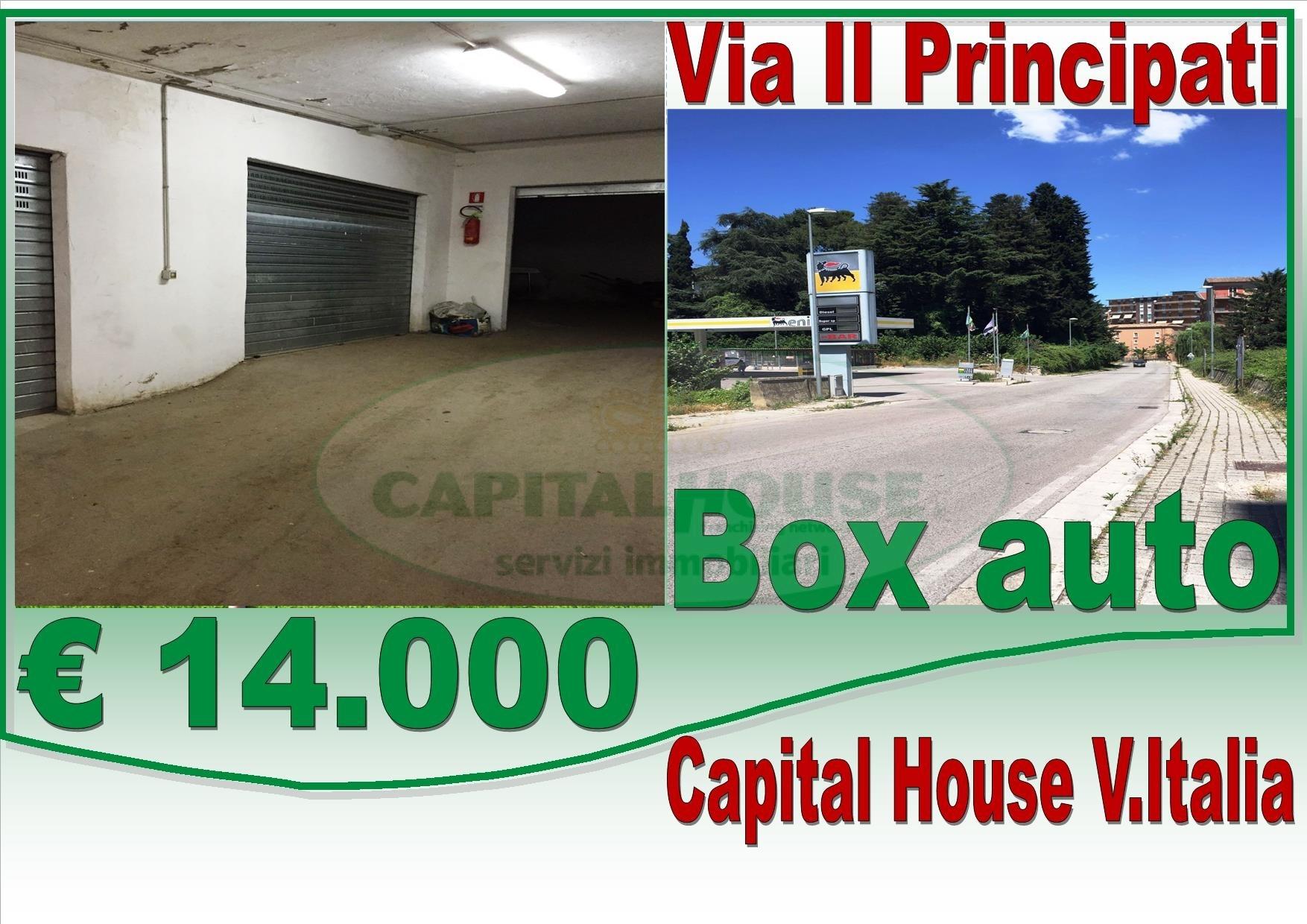 8104 box posto auto in vendita a avellino via due for Due box auto indipendenti