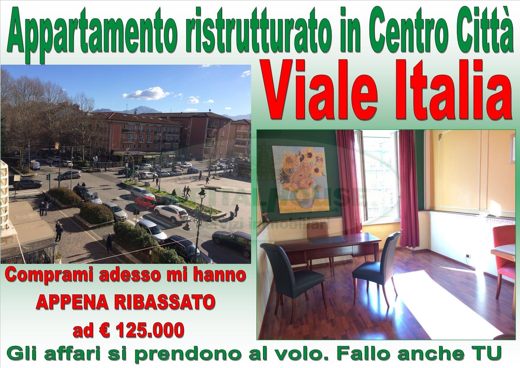 Appartamento in vendita a Avellino, 3 locali, zona Zona: Centro, prezzo € 125.000 | CambioCasa.it