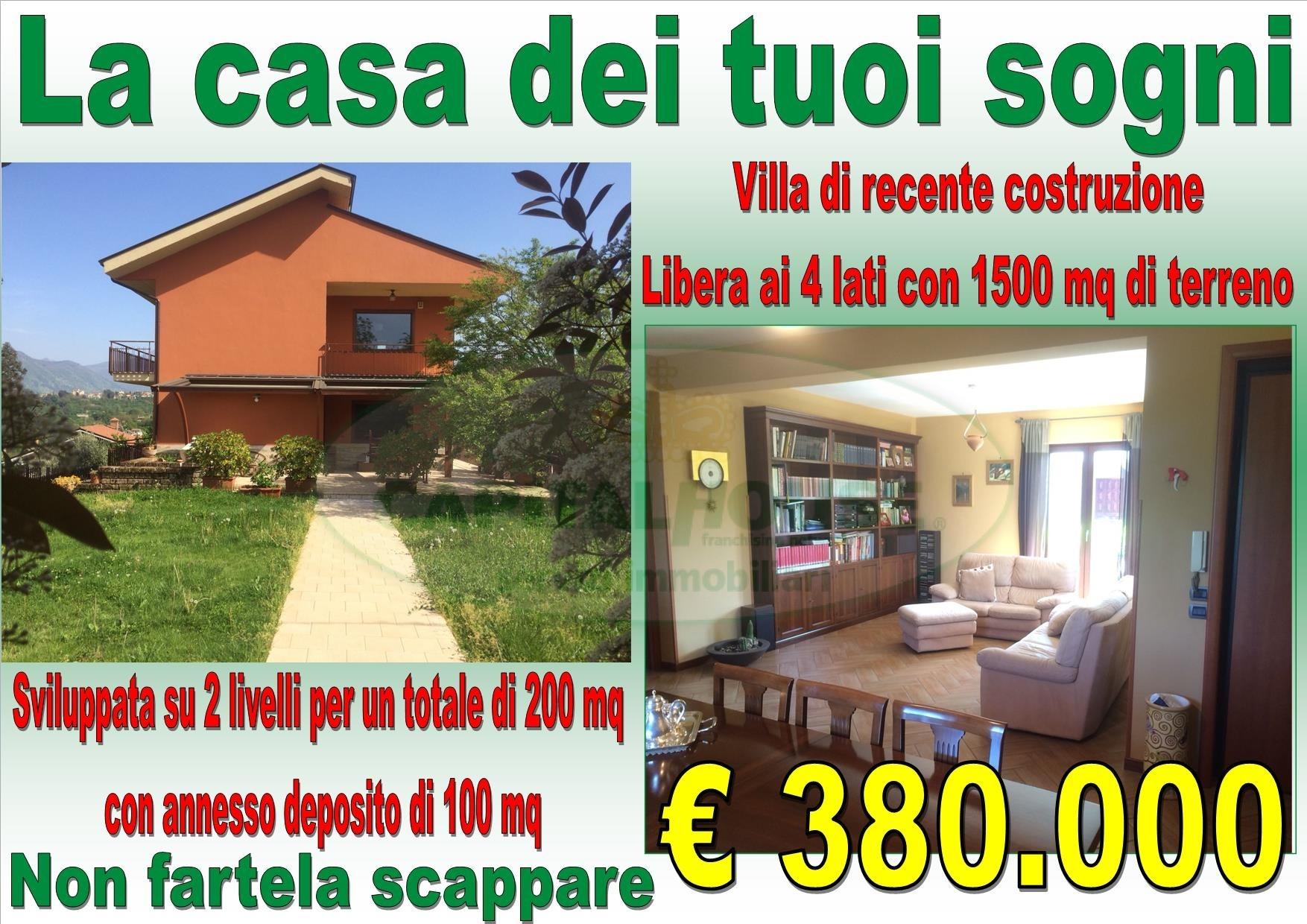 8183 villa singola in vendita a avellino contrada sant for Piani personalizzati per la casa dei sogni