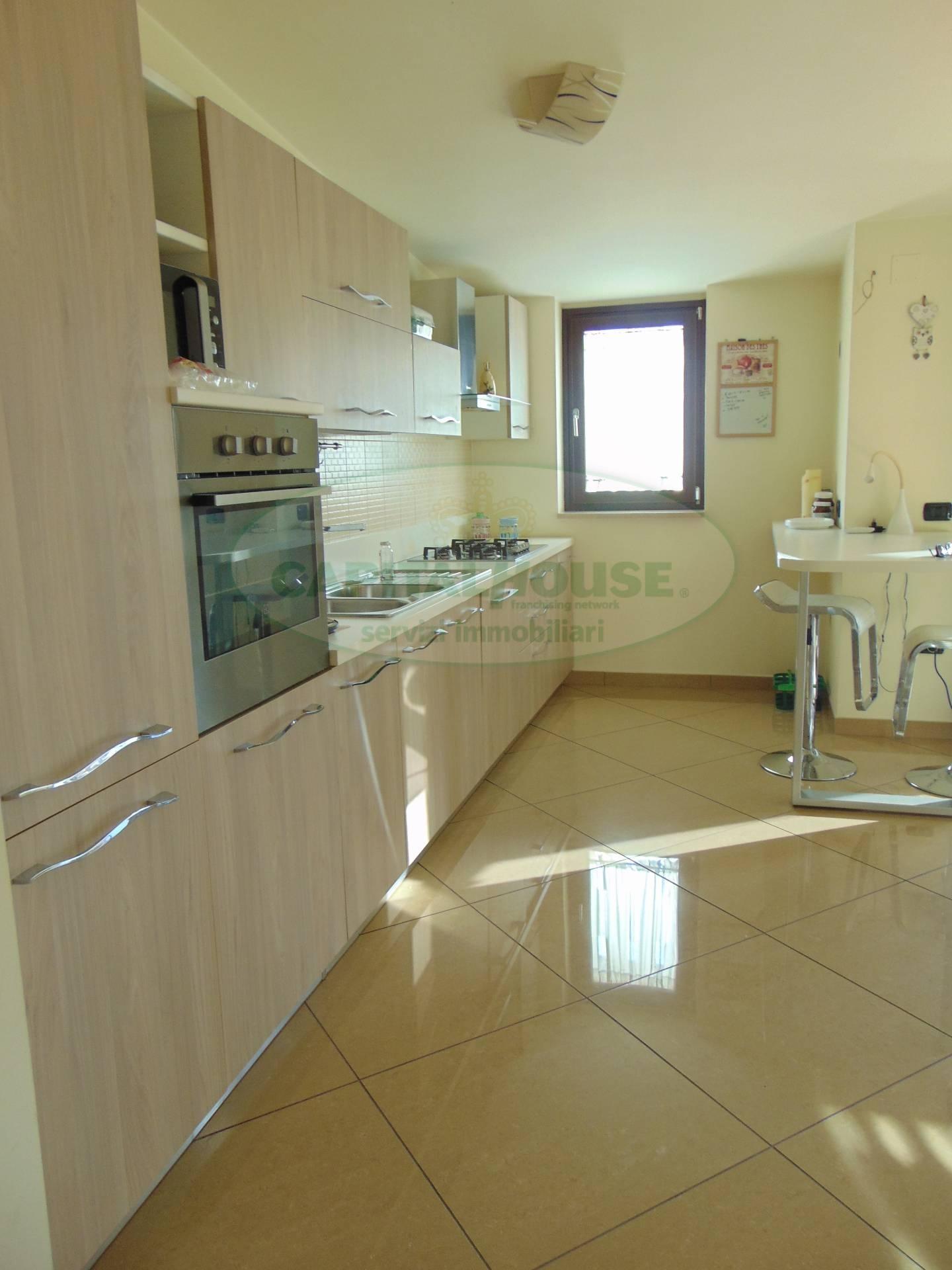 137 chi appartamento in vendita a santa maria capua for Living arredamenti santa maria capua vetere