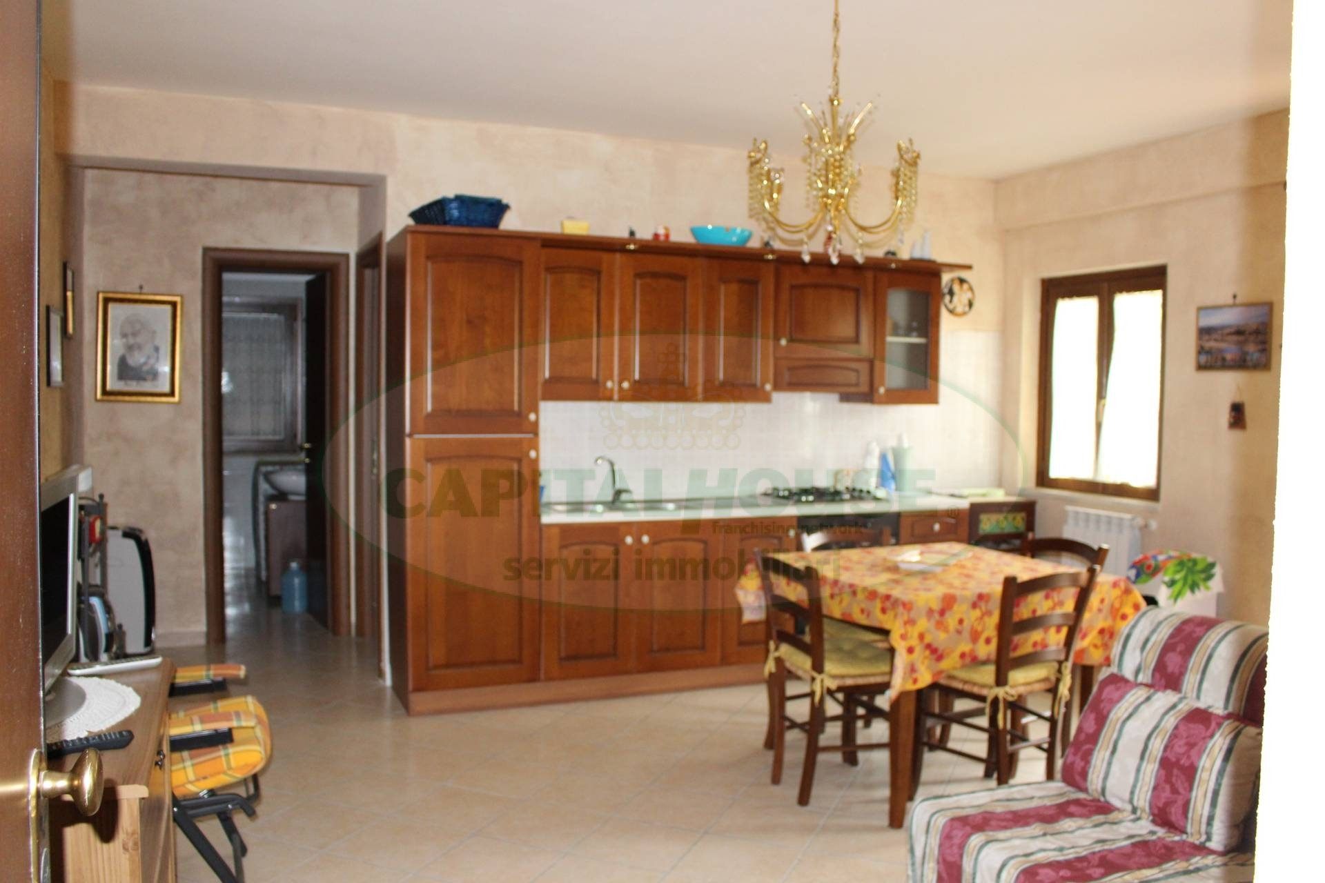 vendita appartamento ospedaletto d'alpinolo   60000 euro  2 locali  50 mq