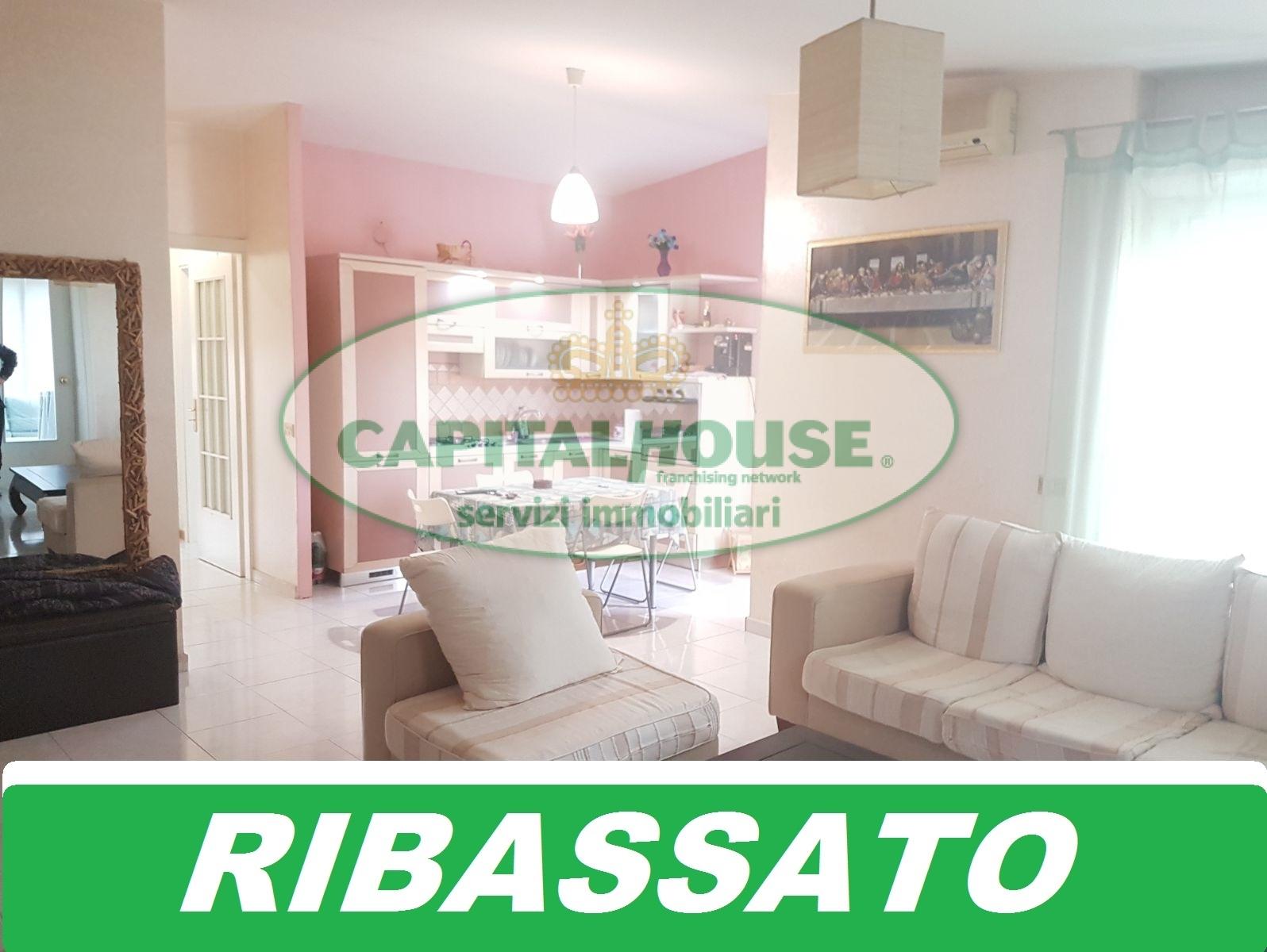 vendita appartamento caserta san clemente  125000 euro  3 locali  80 mq
