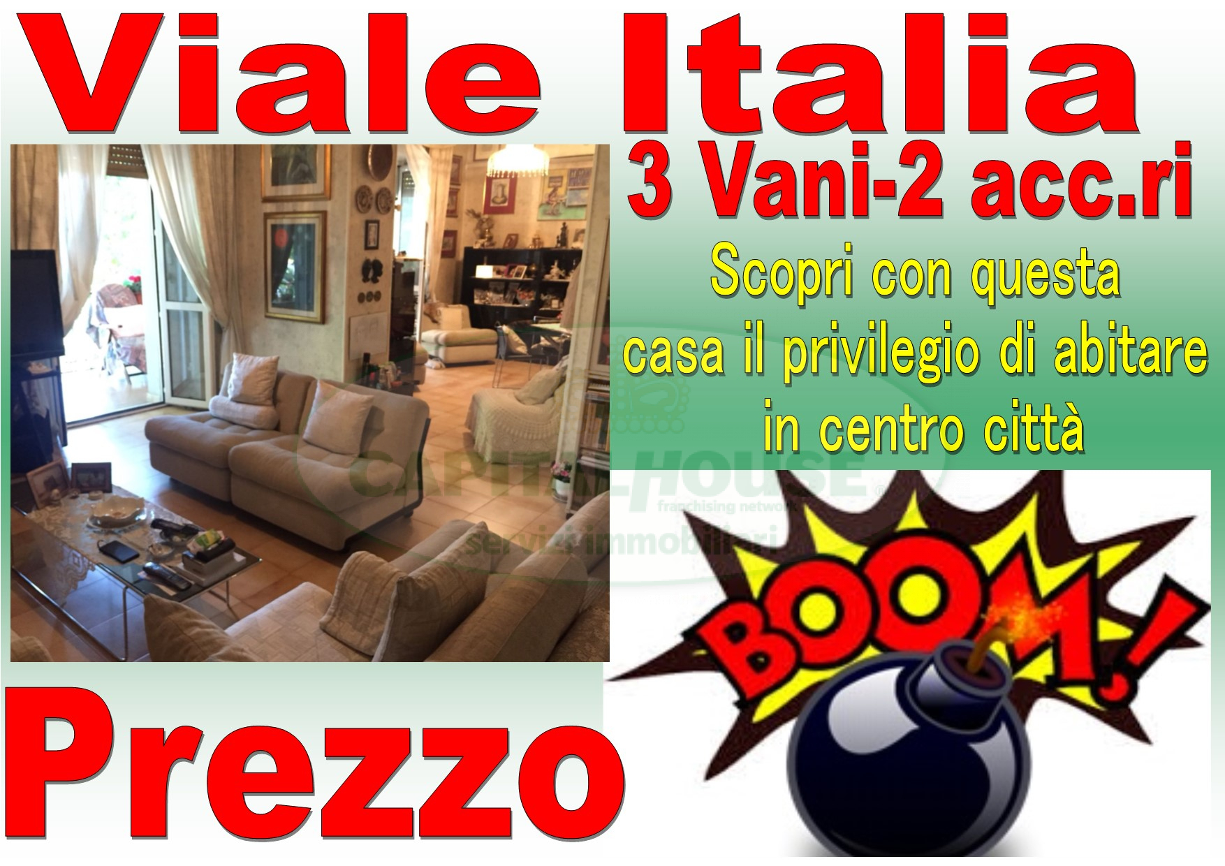 avellino vendita quart: v.le italia rivirex s.r.l.