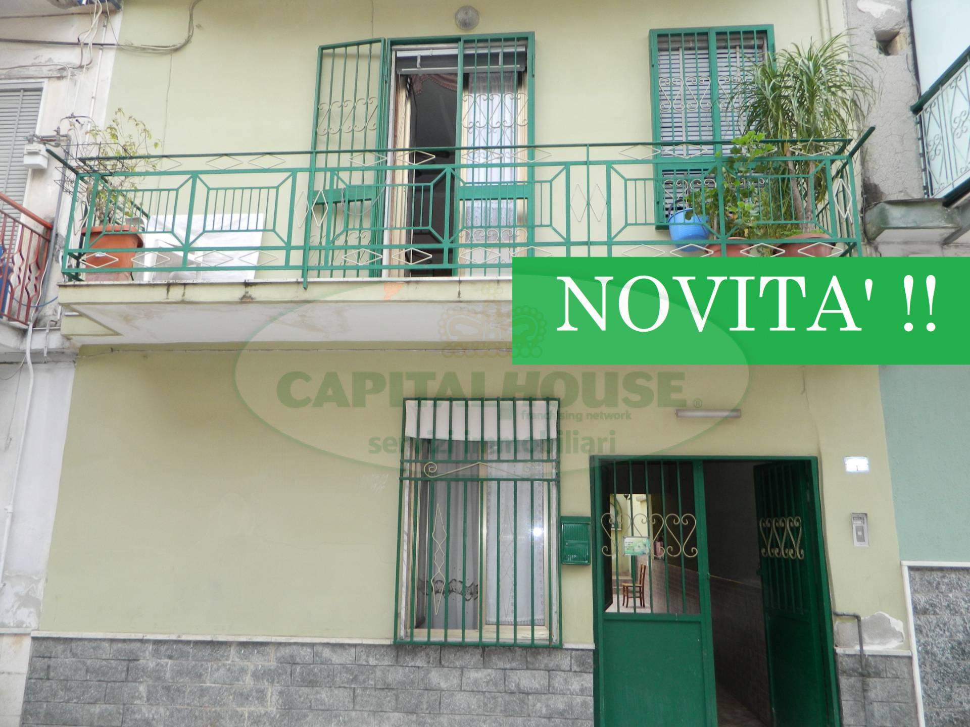 Soluzione Indipendente in vendita a Afragola, 3 locali, zona Località: ZonaSanMarco, prezzo € 120.000 | CambioCasa.it